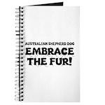 Australian Shepherd Dog Journal