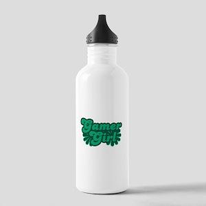 Gamer Girl Stainless Water Bottle 1.0L