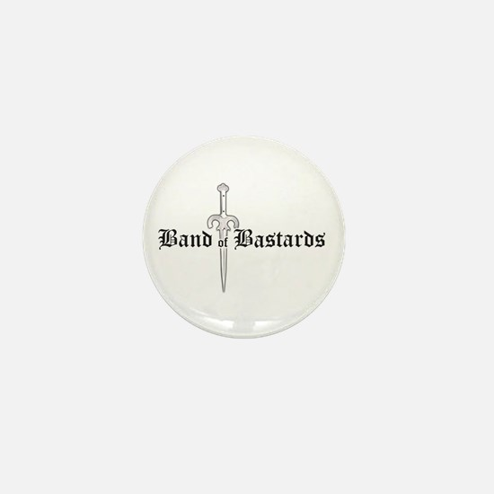 Band of Bastards Mini Button