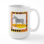 Zebra Large Mug