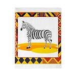 Zebra Twin Duvet