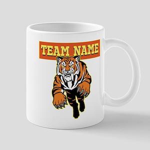 Tiger Logo To Go Mug