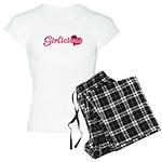Girlicious Women's Light Pajamas