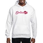 Girlicious Hooded Sweatshirt