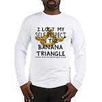 Long Sleeve T-Shirt featuring Banana Triangle Cast