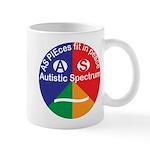 Autistic Symbol Mug