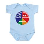 Autistic Symbol Infant Bodysuit