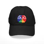 Autistic Symbol Black Cap
