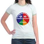 Autistic Symbol Jr. Ringer T-Shirt