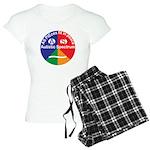 Autistic Symbol Women's Light Pajamas