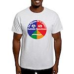 Autistic Symbol Light T-Shirt