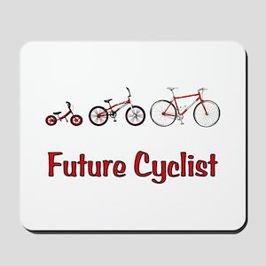 Future Cyclist Mousepad