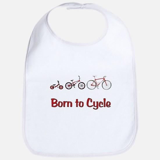 Born to Cycle Bib