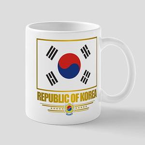 """""""Republic of Korea Flag"""" Mug"""