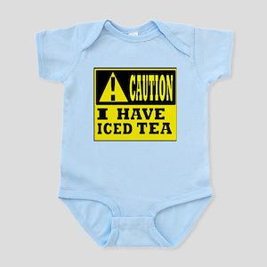 CAUTION Infant Bodysuit