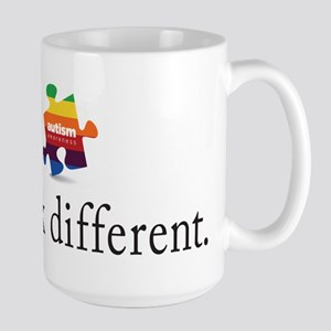 Think Different Large Mug