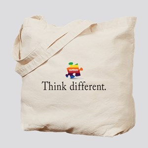 Think Different Tote Bag
