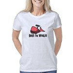Shave The Whales Women's Classic T-Shirt