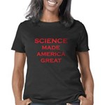 Science Made America Great Women's Classic T-Shirt