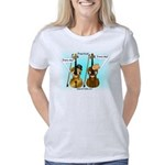 hor2mf2Wood Women's Classic T-Shirt