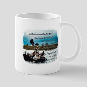 Eagle Isaiah 40:31 Mugs