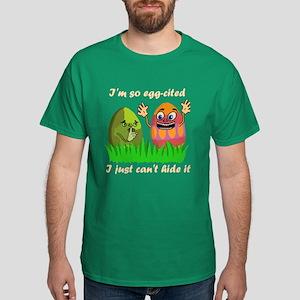 Funny Easter Eggs Dark T-Shirt