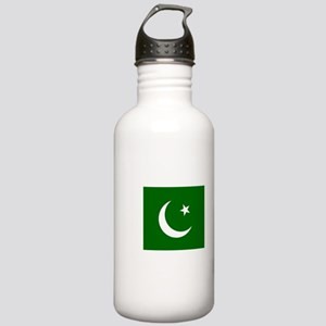 Pakistan Flag Stainless Water Bottle 1.0L