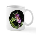 Wild Pink Rose Photo Mug