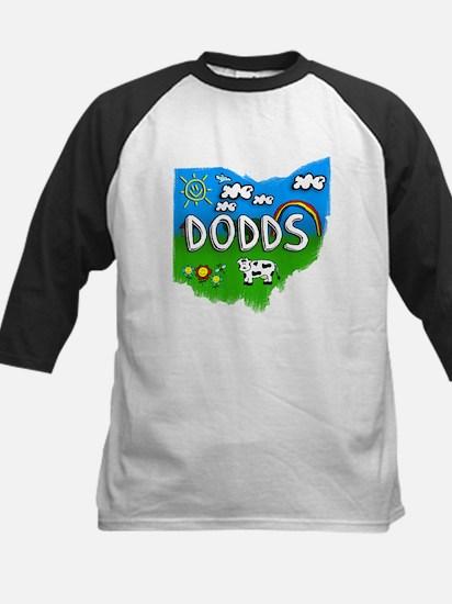 Dodds, Ohio. Kid Themed Kids Baseball Jersey