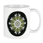 Queen Annes Lace Kaleidoscope Mug