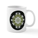 Queen Annes Lace Kaleidoscope Mug