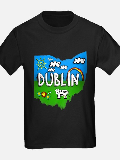 Dublin, Ohio. Kid Themed T