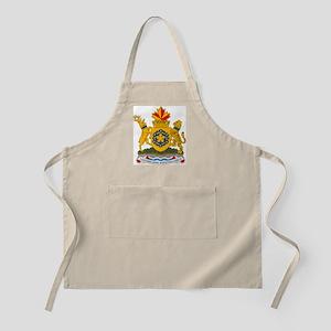Hamilton Coat of Arms BBQ Apron