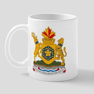 Hamilton Coat of Arms Mug