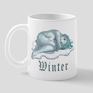 WINTER ANIME Mug