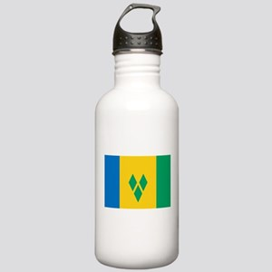 Saint Vincent and the Grenadi Stainless Water Bott