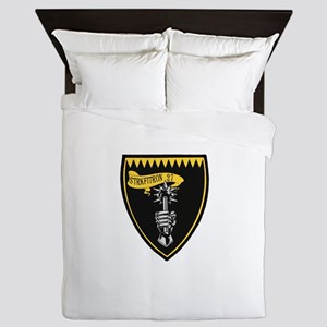 VFA-27 Royal Maces Queen Duvet