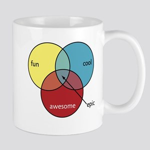 Epic Venn Diagram Mug