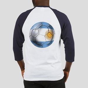 Argentina Football Baseball Jersey