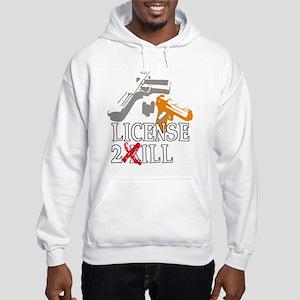 LICENSE TO ILL Hooded Sweatshirt