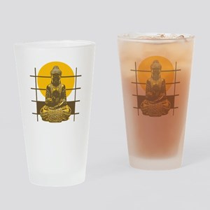 Buddha Drinking Glass