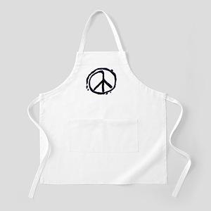 Peace Sign Apron