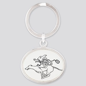 We Won't Be Late! Keychains