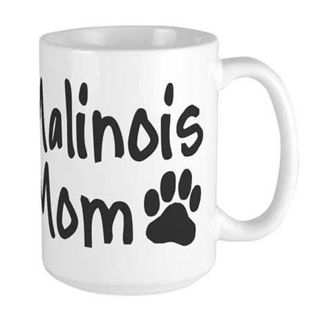 Malinois MOM Large Mug