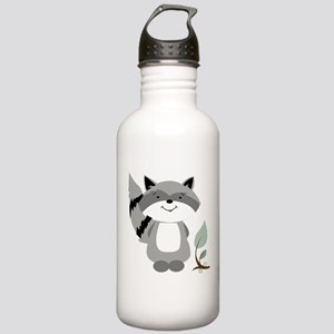Raccoon Stainless Water Bottle 1.0L