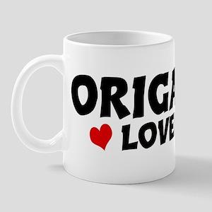 ORIGAMI Lover Mug