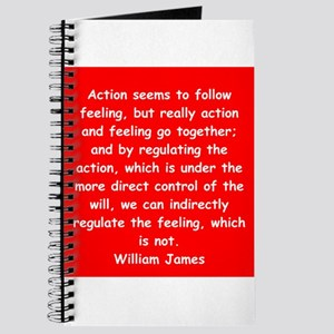 william james Journal