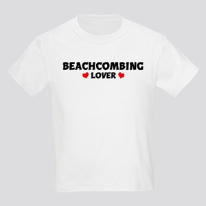 BEACHCOMBING Lover Kids T-Shirt