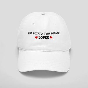 ONE POTATO, TWO POTATO Lover Cap