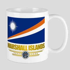 """Marshall Islands Flag"" Mug"